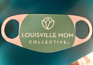 louisville mom collective cloth face mask