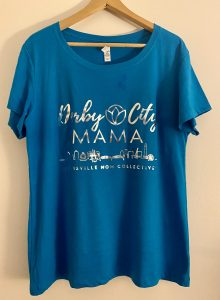 derby city mama tee louisville mom collective