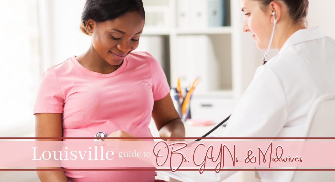 obs, gyns, midwives in louisville